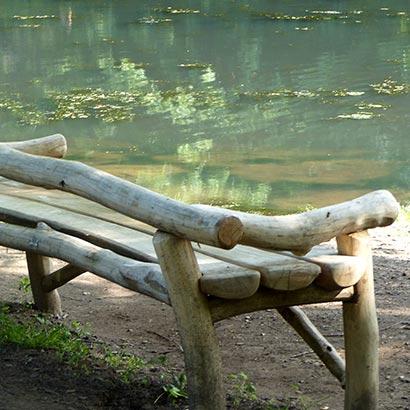 Banc dans Central Park