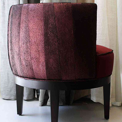 Fauteuil Chase Erwin