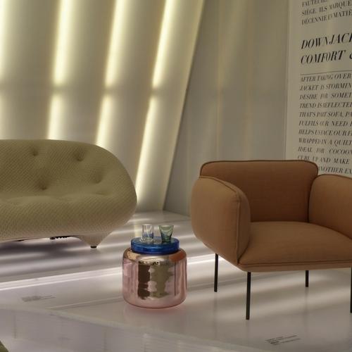 exposition fauteuil maison et objet