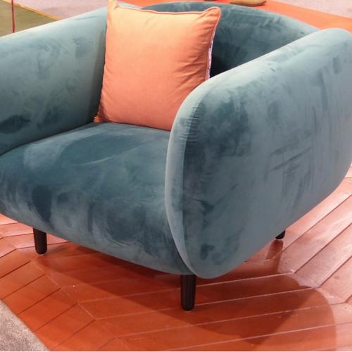 fauteuil vert Eno studio